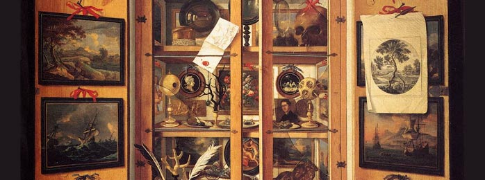 Domenico Remps (c.1620-c.1699), A Cabinet of Curiosity, 1690s